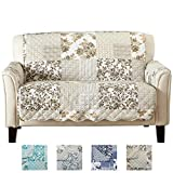 Great-Bay-Home-Patchwork-Scalloped-Stain-Resistant-Printed-Furniture-Protector-Brand-Loveseat-Taupe