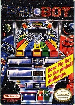 Pin Bot by Nintendo