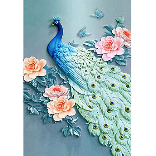 Usstore  5D Diamond Painting,Animals Style Diamond Picture