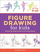 Figure Drawing for Kids: A Step-By-Step Guide to Drawing People Front Cover