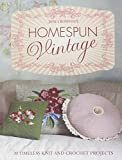 Homespun Vintage, Jane Crowfoot, 1843406292