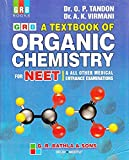 Textbook of Organic Chemistry for NEET & all other Medical Entrance Examination