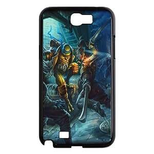 Custom Case TMNT for Samsung Galaxy Note 2 N7100 T6N8237802