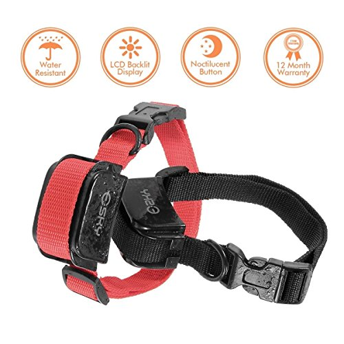 esky dog training collar instructions
