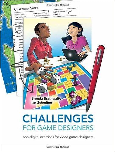 Challenges for Game Designers: Amazon.es: Brenda Brathwaite, Ian Schreiber: Libros en idiomas extranjeros