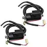 Caltric Set Of 2 Ignition Coils Compatible With