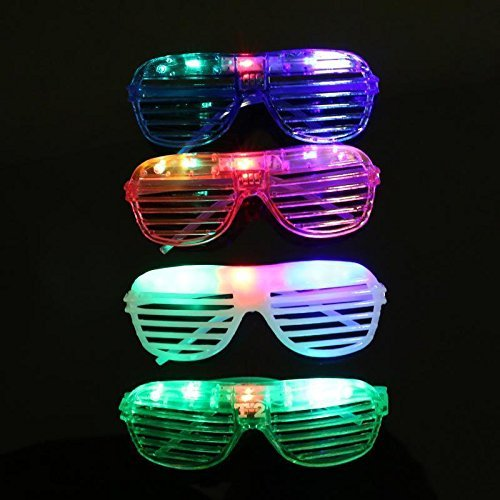 Lvnv Toys@ Kids/Adult Flashing LED Multi Color 'Slotted