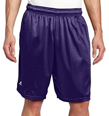 Russell Athletic Men's Mesh Pocket Short by Russell Athletic