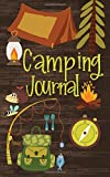 Camping Journal: Camping Notebooks & Accessories (Summer Journal With Prompts) 3