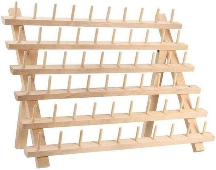 Spool Rack Storage for Sewing Threads N4062