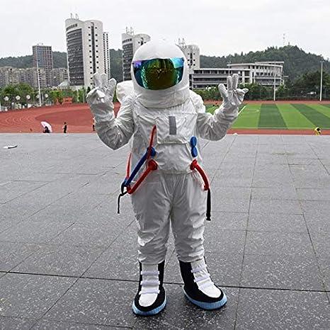 WSJDE 3 Colores Astronauta Cosplay con Casco para ...