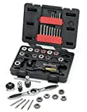 GearWrench 3886 Tap and Die 40 Piece Set Metric