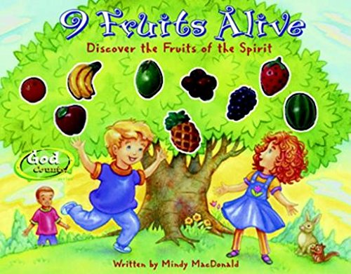 9 fruits alive - 5