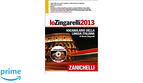 Grammatica italiana zanichelli online dating