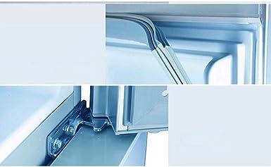 MYYQ Refrigerador de Dos Puertas y Dos Puertas Refrigerador doméstico pequeño Congelador y cámara frigorífica Volumen 61-120 litros: Amazon.es: Grandes electrodomésticos