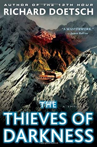 book cover of The Thieves of Darkness