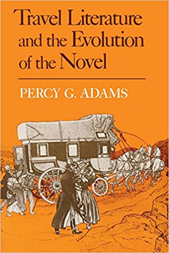 Book Travel Literature and the Evolution of the Novel