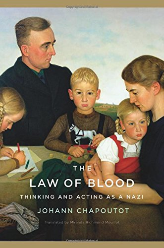 Download The Law of Blood: Thinking and Acting as a Nazi ebook