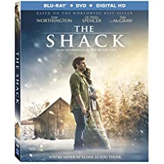 THE SHACK Starring Sam Worthington arrives on Digital HD May 16 and Blu-ray / DVD May 30 from Lionsgate