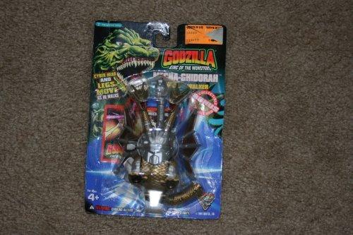 (Godzilla King of the Monsters Mecha-Godzilla Wind-Up Walker Trendmasters 1994 )