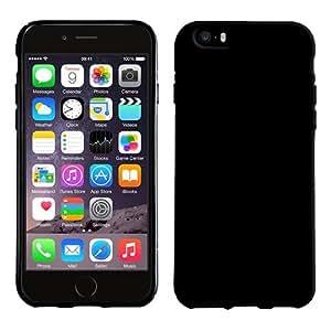 PEDEA 50160445 Funda Negro funda para teléfono móvil - Fundas para teléfonos móviles (Funda, Apple, iPhone 5/5s, Negro)