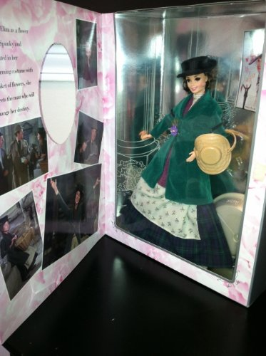 My Fair Lady Costume (Hollywood Legends Collection Barbie As Eliza Doolittle in My Fair Lady Flower Girl)