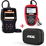 ANCEL AD530 Vehicle OBD2 Scanner with ANCEL BA101