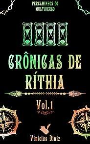 Crônicas de Ríthia - Vol. 1 (Pergaminhos do Multiverso)