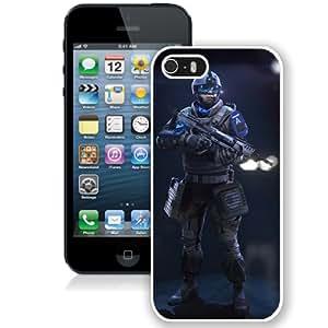 Assault class killzone shadow fall (2) Hard Plastic iPhone 5 5S Protective Phone Case