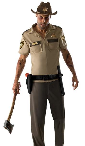 9e71c459c99 The Walking Dead TV Show Adult Rick Grimes Costume  Amazon.ca  Clothing    Accessories