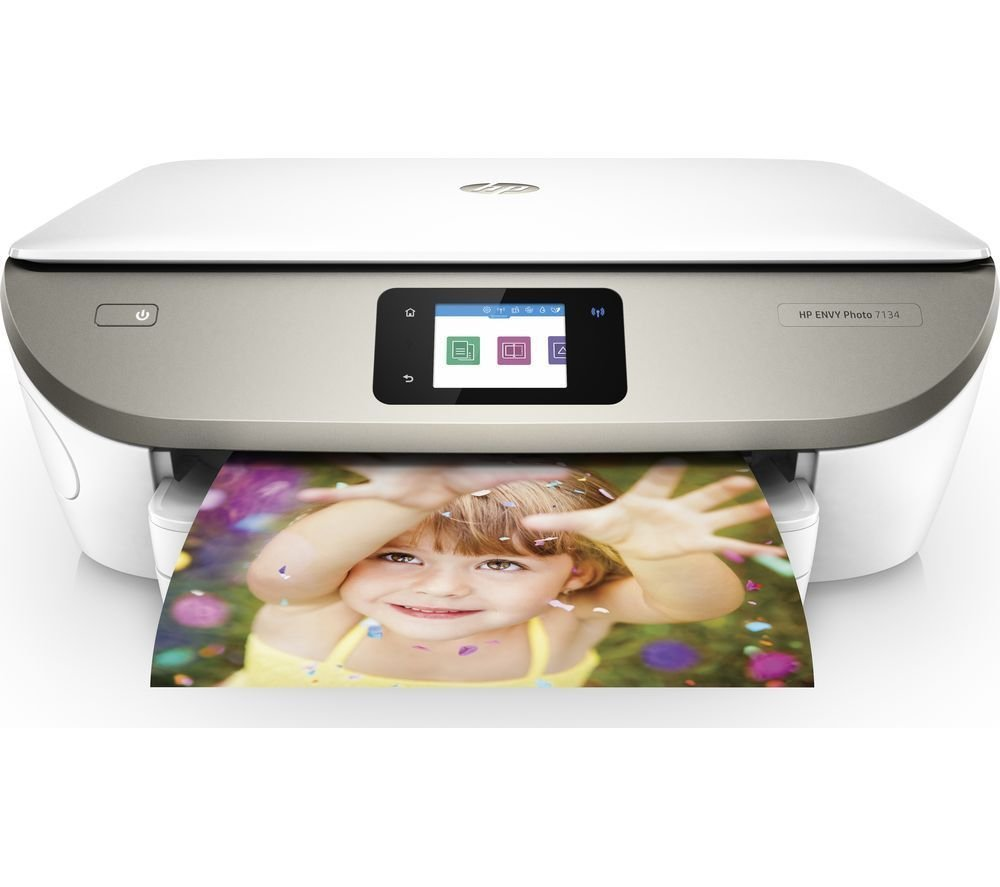 HP ENVY Photo 7134 Stampante Wireless All-in-One Z3M48B#BHC