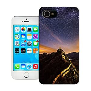 Buythecases Milky Way above the Great Wall for durable best deals on iphone 6 cases(4.7 inch)