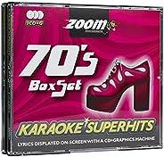 Zoom Karaoke 70s Superhits
