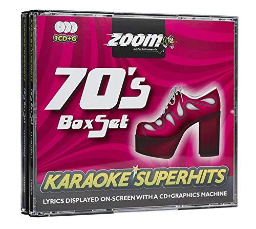Zoom Karaoke 70s Superhits (70s Karaoke)