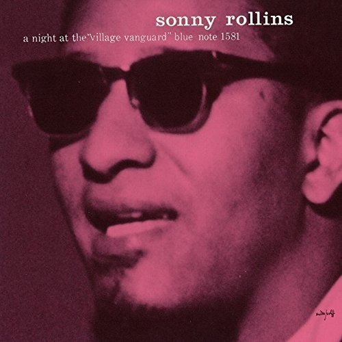 SACD : Sonny Rollins - Night At The Village Vanguard (Limited Edition, Super-High Material CD, Japan - Import)