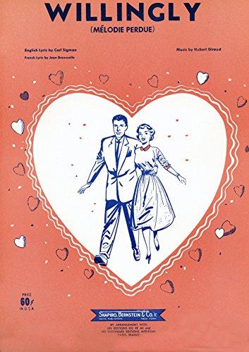 Willingly (Mélodie Perdue): Popular Standard; Single Songbook