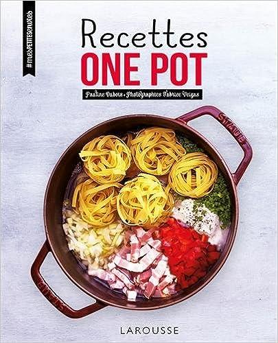 Télécharger l\'ebook de google books Recettes one pot PDF RTF DJVU 2035930006