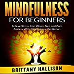 Mindfulness for Beginners: Relieve Stress, Live Worry-Free, and Cure Anxiety with Mindfulness Meditation | Brittany Hallison