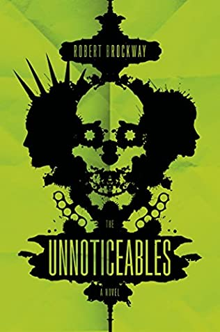 book cover of The Unnoticeables