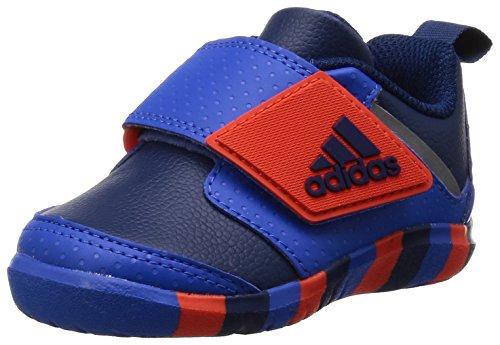 Adidas fortaplay AC I–Chaussures de deportepara enfants, bleu–(azumis/bleu/Energi), -26