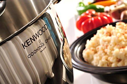 Kenwood 37575 - Accesorio bol para Robots de Cocina Kenwood Major, 6.7 L, acero inoxidable: Amazon.es: Hogar