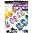 Crocheted Baby Shoes (Twenty To Make)