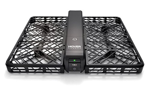 Hover Camera Passport Drone - Your Personal Self-Flying Photographer - International Version