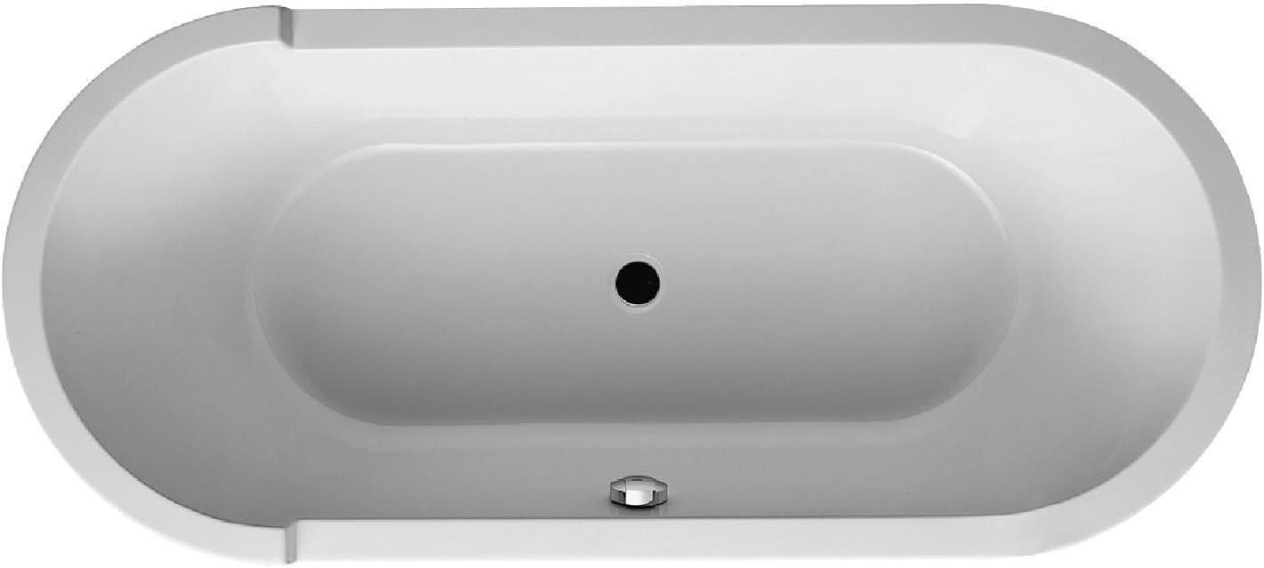 Starck 71 X 32 Oval Soaking Bathtub