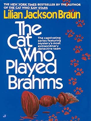 book cover of The Cat Who Played Brahms