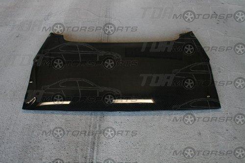 Acura Nsx Oem Carbon - VIS Racing 92-05 Acura NSX OEM Carbon Fiber Trunk Lid (91ACNSX2DOE-020C)
