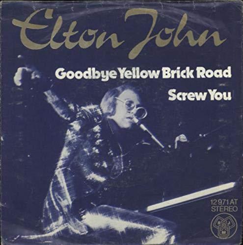 Goodbye Yellow Brick Road (Elton John Yellow Brick Road Yellow Vinyl)