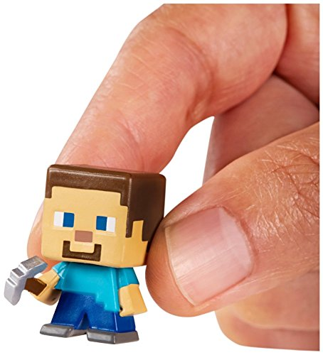 Minecraft Collectible Figures 3-Pack A, Series 1