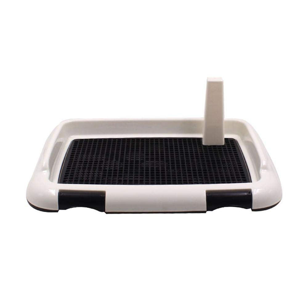 A 6646.5cm A 6646.5cm Kennel Pads Dog Beds Dog Toilet Flat Bed Potty Puppy Urine Basin Cat Bed Pet Supplies Cover (color   A, Size   66  46.5cm)