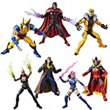 X Men Marvel Legends 6-Inch Action Figures Wave 3 Set of 7